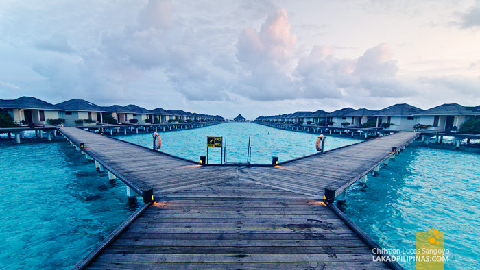 Sun Island Resort Maldives Over Water Bungalows