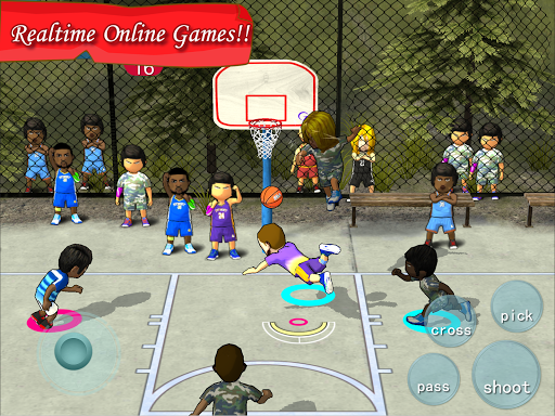 Street Basketball Association 3.1.6 screenshots 7