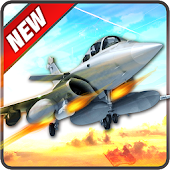 F17 Jet Fighters : Air Combat Simulator