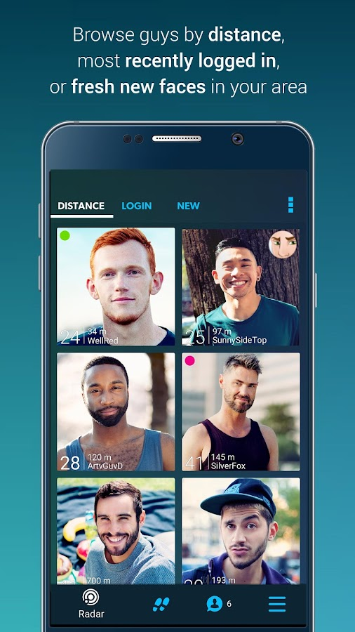 gay dating on android