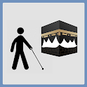 Qiblat Locator for the Blind icon