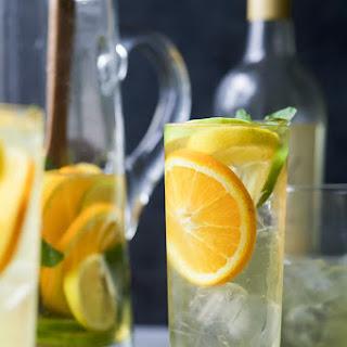 White Sangria With Vodka Recipes.