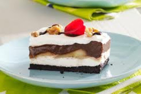 Chocolate Banana Split Dessert - Steph Recipe