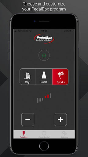 DTE PedalBox 1.3.1 screenshots 2