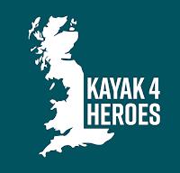 Kayak 4 Heroes Challenge