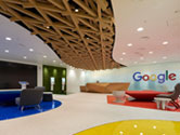 Google's Asia Pacific Office in Tokyo, Japan.