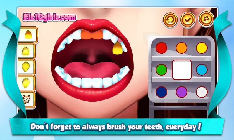 Dentist Beauty Geek By Kiz10- screenshot
