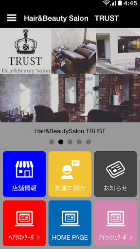 Hair Beauty Salon TRUST