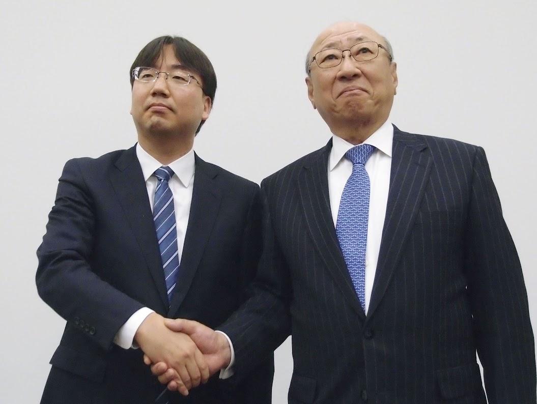 Shuntaro Furukawo, empresario japonés y el director ejecutivo (CEO) y presidente de Nintendo.