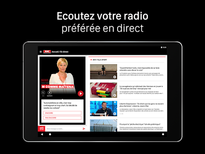 rmc actu et sport en direct radio podcast apps on google play. Black Bedroom Furniture Sets. Home Design Ideas
