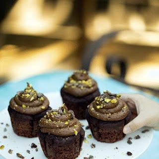 Beetroot Chocolate Cupcakes.