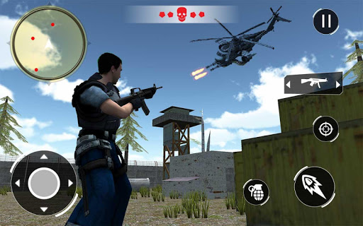 Swat FPS Force: Free Fire Gun Shooting filehippodl screenshot 4