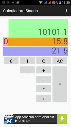 Binary Calculator FREE