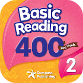 Basic Reading 400 Key Words 2 Android APK Download Free By Compass Publishing