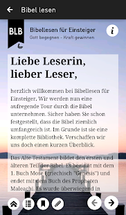Bibel lesen mobil - náhled