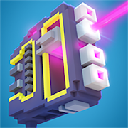 Idle Defender: Tap Retro Shooter MOD APK 0.9.9 (Free Purchases)