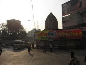 Photo: Temple of Prabhu Jagadbandhu Mahaprakash Math