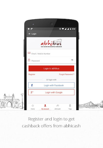 AbhiBus Online Bus Tickets for PC