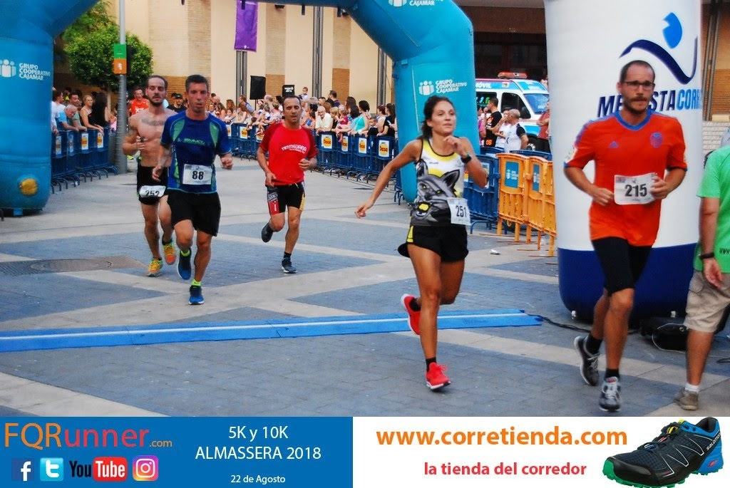 TAMARA GARCIA CELDA del CA RESIDENCIA CANTALLOPS