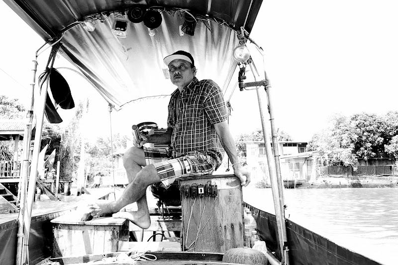 Il barcarolo di Luca Mandelli