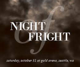 Night of Fright - Halloween item