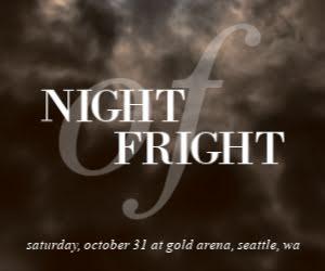Night of Fright - Halloween Template