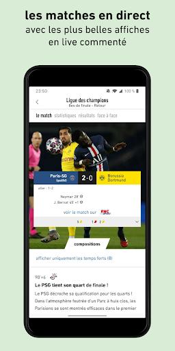 L'Équipe screenshot 3