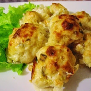 Cauliflower Baked