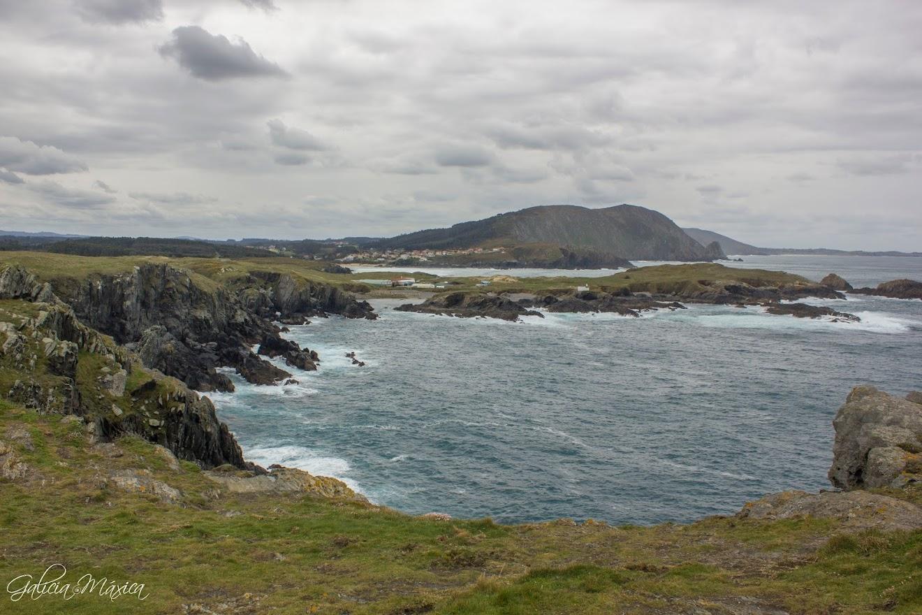 Vistas desde Punta Frouxeira