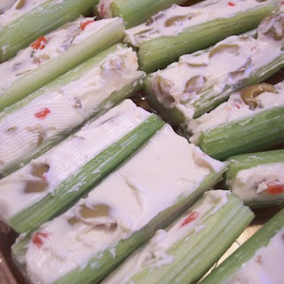 Celery Stuffed With Cream Cheese Recipes.