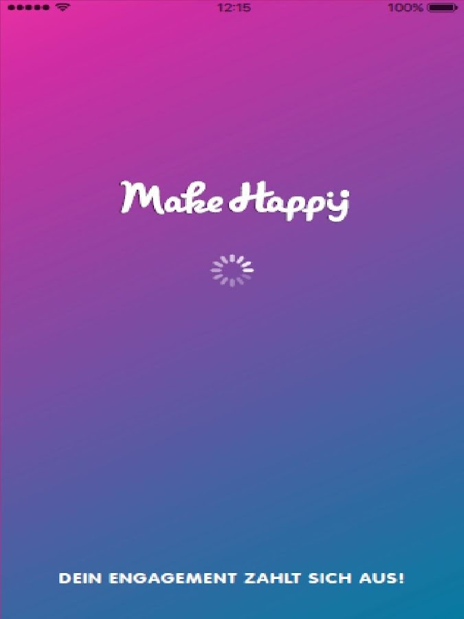 Make Happy- screenshot