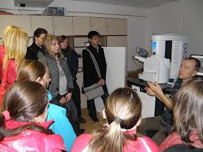 Photo: Elektronový mikroskop 3