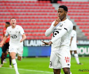 📷 Un ancien crack de Pro League place Lille au sommet de la Ligue 1