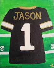 Photo: Football jersey