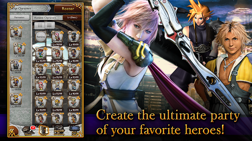 FINAL FANTASY Record Keeper screenshot 3
