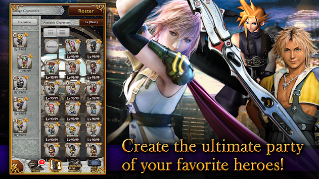 FINAL FANTASY Record Keeper apk screenshot