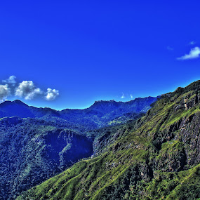 little adams peak by Jorrit Prmt - Landscapes Mountains & Hills ( sri lanka, little adams peak )