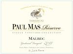 Paul Mas Reserve Malbec