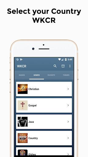 WKCR Radio 89.9 FM New York Station image | 2