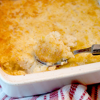 Corn Casserole With No Cream Corn Recipes