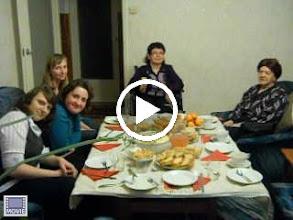 Video: 10. 01. 2011 roku -  Monika niechcący filmik  nakręciła
