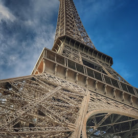 Best work of Eiffel..!! by Sriram Sivakumar - Buildings & Architecture Public & Historical ( paris, eiffel tower, monument, historical, architecture )