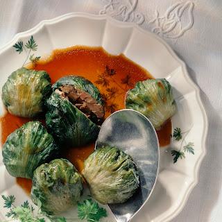 Salatbällchen