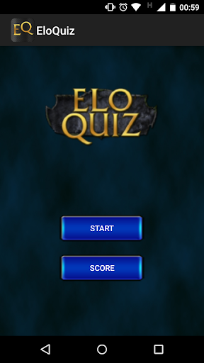 EloQuiz - League of Legends PT