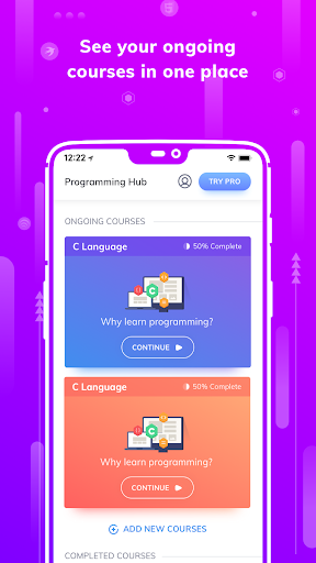 Programming Hub: Learn to Code 5.0.14 screenshots 2
