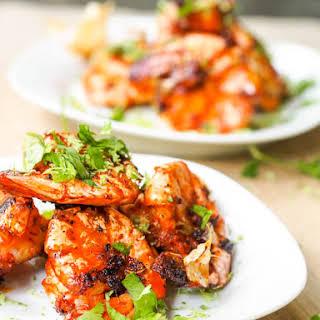 Spicy Paprika Lime Garlic Shrimp {Gluten-Free, Dairy-Free}.
