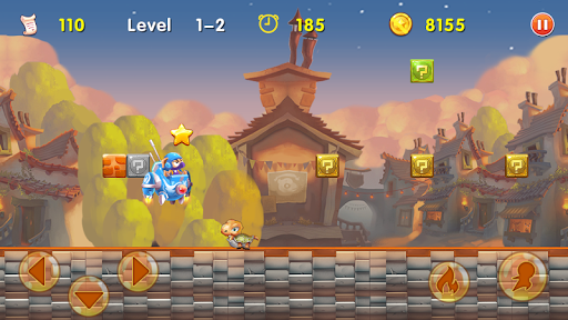 Super Dragon Boy - Classic platform Adventures 1.1.6.102 screenshots 14