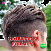 Hairstyles For Men APK for Bluestacks