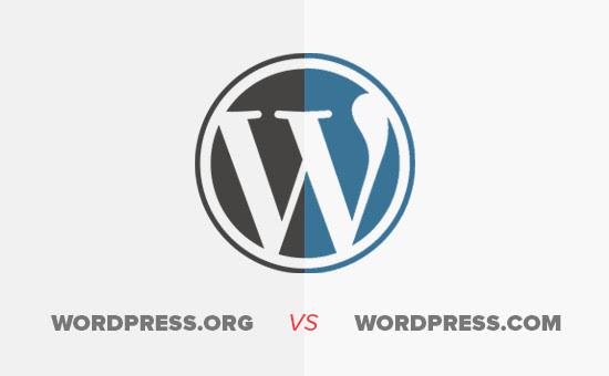 Apa Perbedaan Wordpress.org Dan Wordpress.com