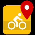 GPS Cycling Ride Bike icon
